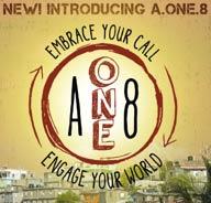 A one 8 logo