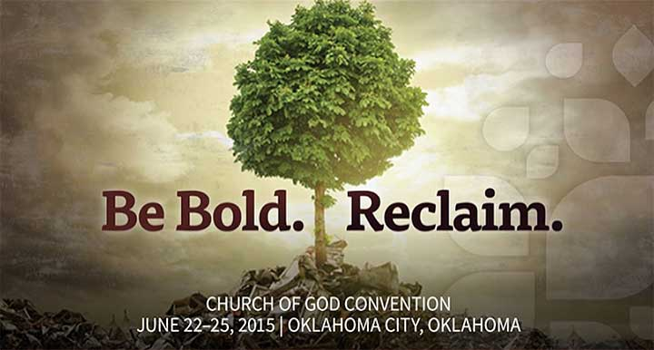 Church of God convention, Oklahoma City, OK June 22-25, 2015